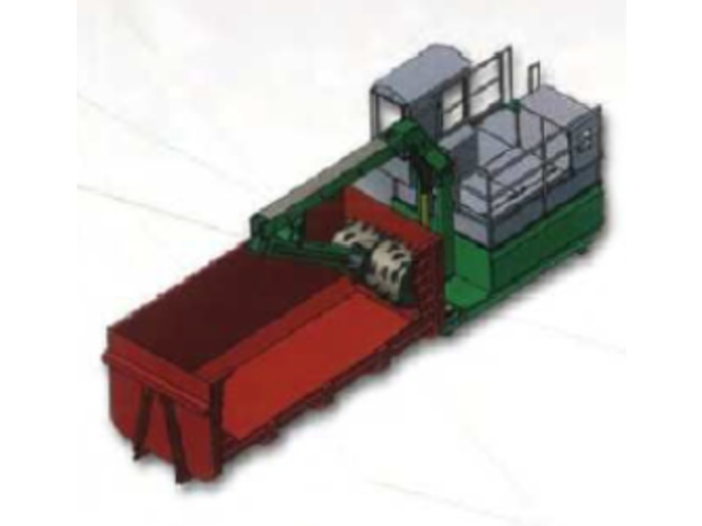 Rouleau compacteur fixe et mobile RotoPack2_HARMONY EUROPE