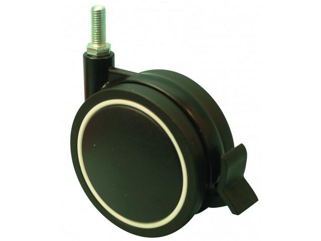 roulette avec frein arri re diam tre 75 mm jemedesign contact guitel hervieu. Black Bedroom Furniture Sets. Home Design Ideas