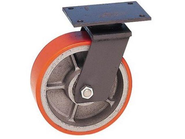 roulette de manutention mamout 500 mm contact guitel hervieu. Black Bedroom Furniture Sets. Home Design Ideas