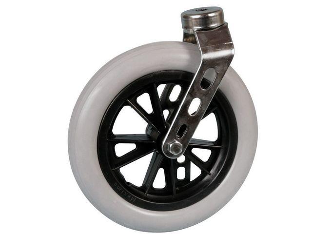 Roulette Pour Fauteuil Roulant 224 Trou Central 150 Mm