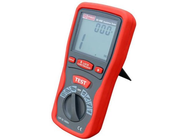 Rscal(1231934) Rs Pro Insulation Tester