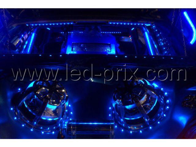 ruban 300 led bleu tanche 5m contact sarl led prix com. Black Bedroom Furniture Sets. Home Design Ideas
