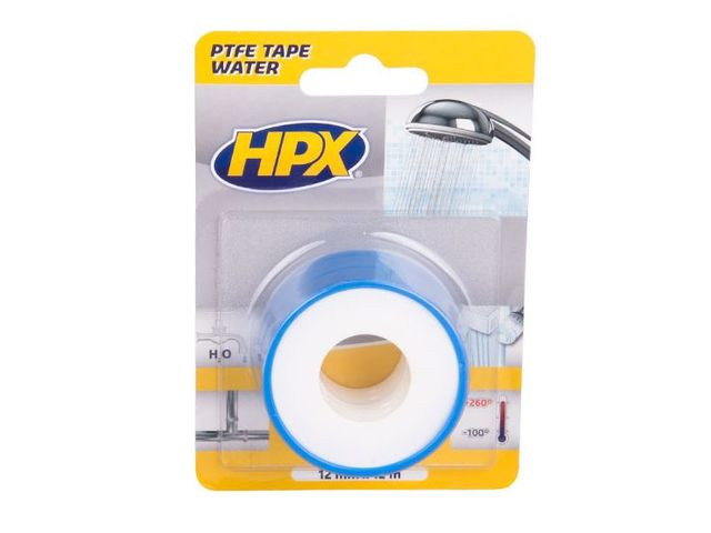 Ruban adhésif isolant – PTFE Tape Water - WT1212 - HPX