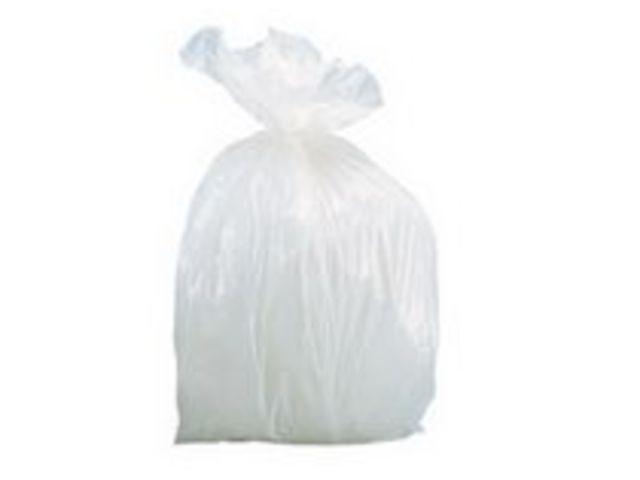 sac poubelle 100 litres blanc carton de 250 contact maxiburo. Black Bedroom Furniture Sets. Home Design Ideas