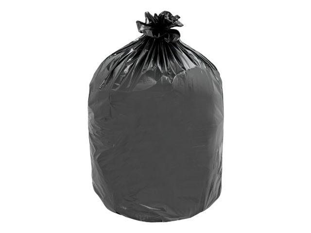 sac poubelle 130 litres conomiques paquet de 200 contact maxiburo. Black Bedroom Furniture Sets. Home Design Ideas