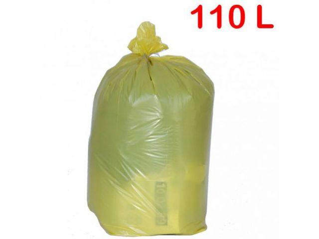 e9dae955f6 Sac poubelle de couleur à déchets standards 100 litres | Contact ROLLÉCO