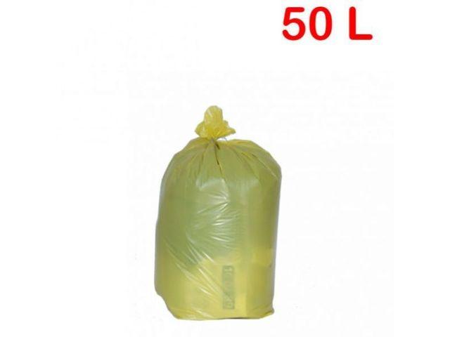 sac poubelle de couleur a dechets standards 50l contact roll co. Black Bedroom Furniture Sets. Home Design Ideas