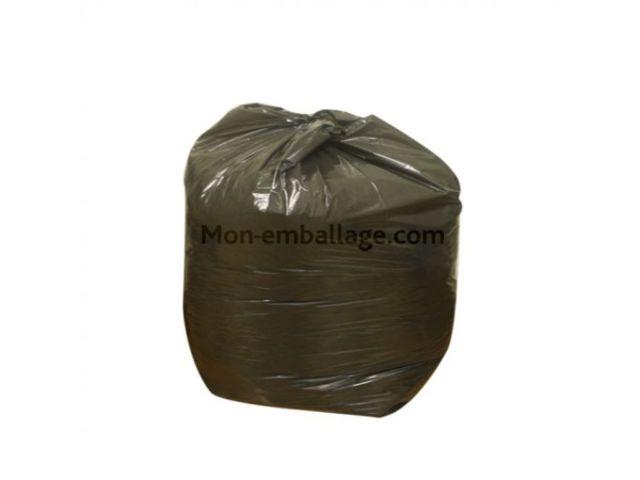 sac poubelle noir 100 litres par 200 contact mon emballage. Black Bedroom Furniture Sets. Home Design Ideas