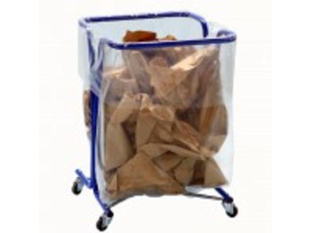 sacs poubelle transparents 240 litres 20 100 sacs. Black Bedroom Furniture Sets. Home Design Ideas
