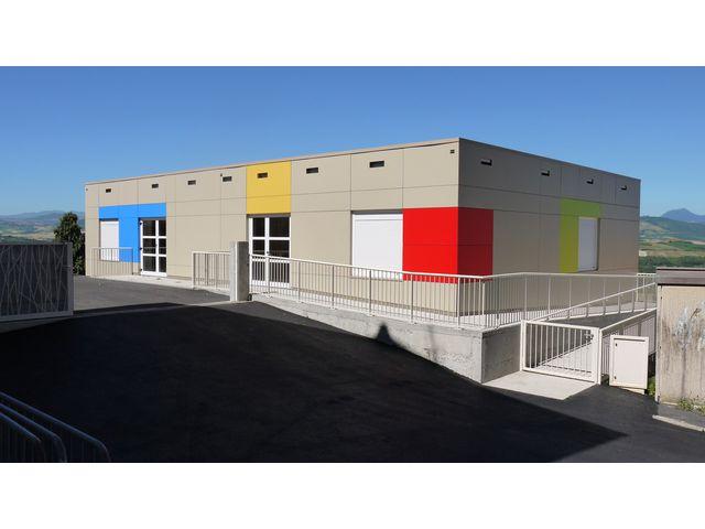 Salles de classe construction pr fabriqu e contact ocebloc - Extension prefabriquee ...