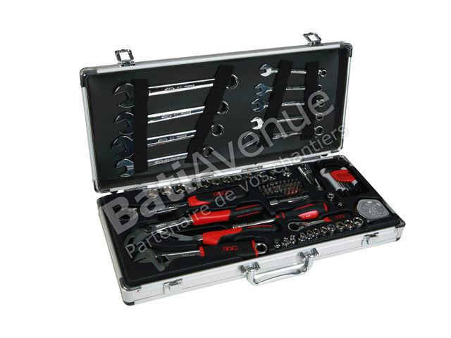 Mallette de rangement double casiers modulables-CARGO 1000-15789 3dt7Z