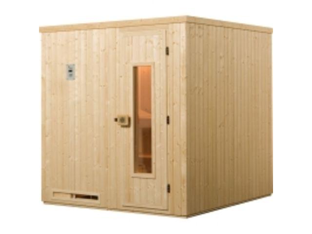 sauna halmstad 2 classic bios po le 230 v 4 5 kw avec po le lumi res et c bles contact btp. Black Bedroom Furniture Sets. Home Design Ideas