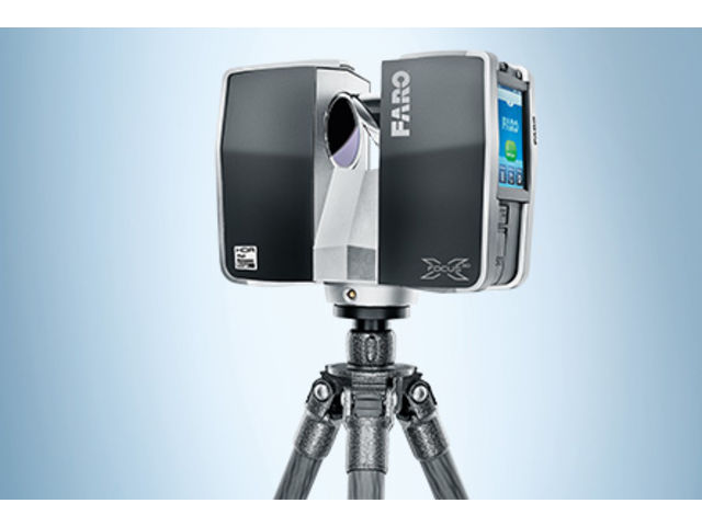 Scanner laser FARO Focus3D X 130 HDR
