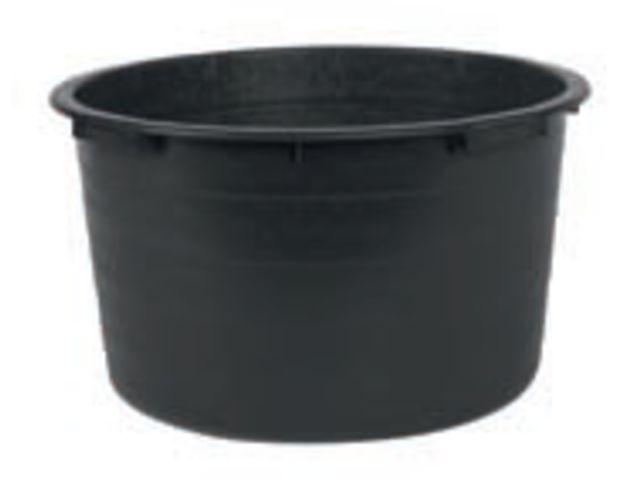 poubelle plastique de chantier en pebd inject de forte. Black Bedroom Furniture Sets. Home Design Ideas