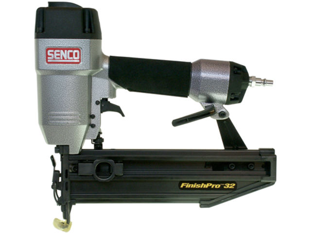 Senco Finish Pro 32, appareil pneumatique, cloueur