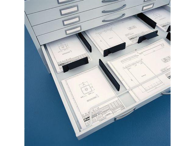s parateur pour armoire tiroirs dessins contact manutan collectivites. Black Bedroom Furniture Sets. Home Design Ideas