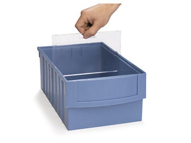 s parateur transversal pour bac tiroir compartiments contact raja. Black Bedroom Furniture Sets. Home Design Ideas