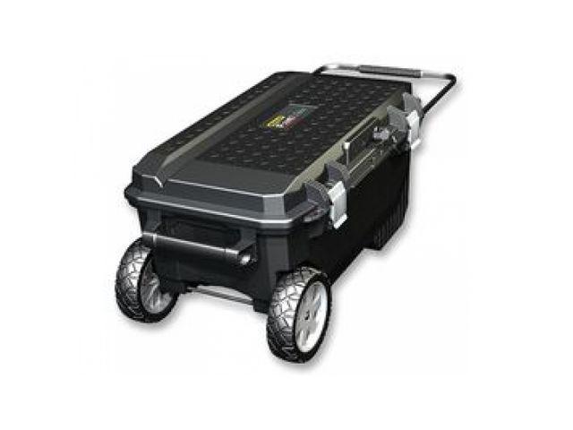 servante mobile de chantier tanche fatmax 113l contact quincaillerie angles. Black Bedroom Furniture Sets. Home Design Ideas