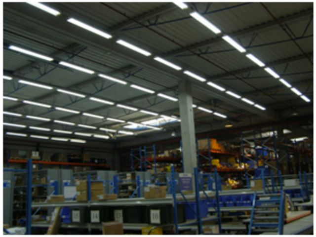 Service de relamping LED
