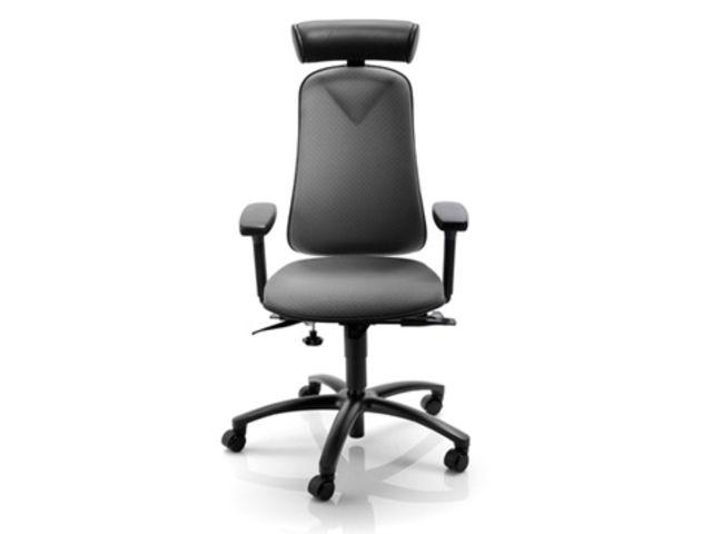 Siège de bureau höganäs 382 contact affordance ergonomie