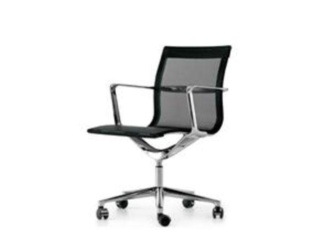Siège de bureaux una chair management contact terre design