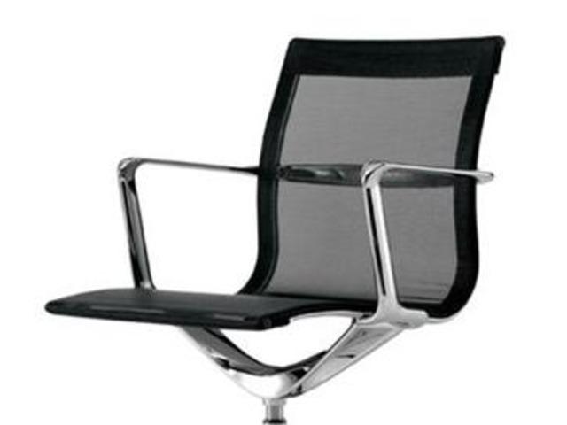 Siège de bureaux : una chair management contact terre design