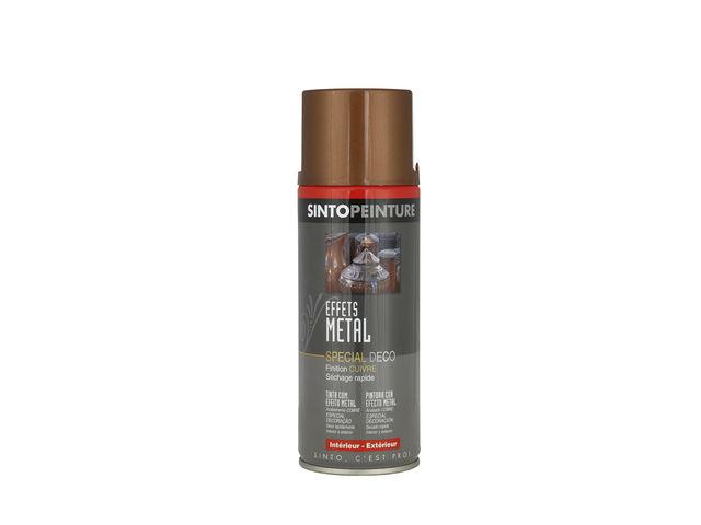 Sintopeinture effet m tal contact sinto - Peinture acrylique effet metal ...