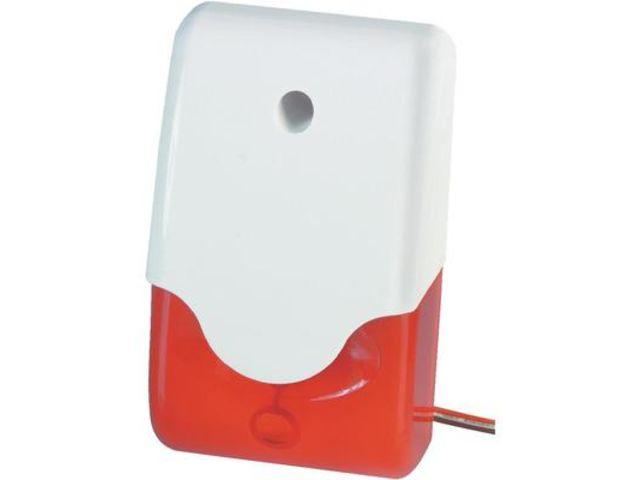 sirene alarme exterieur finest kit alarme sans fil gsmsms magellan paradox prsence contact with. Black Bedroom Furniture Sets. Home Design Ideas
