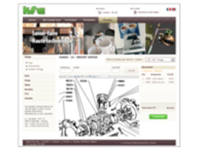 Vente en ligne de pi for Site de jardinerie en ligne