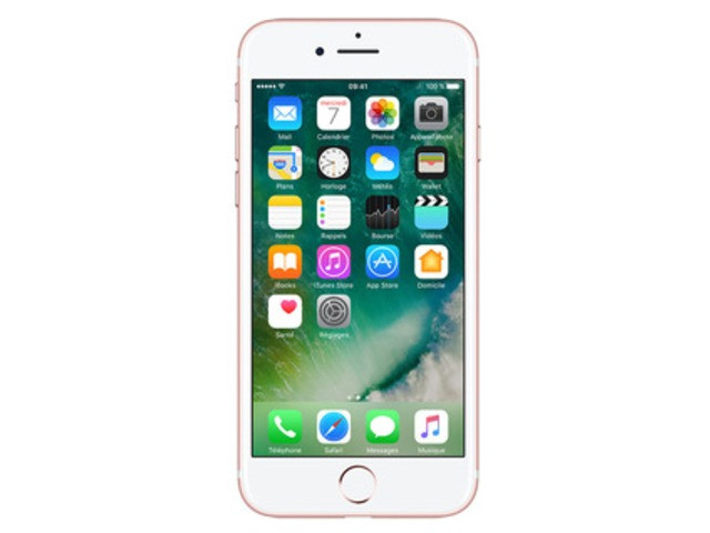 Smartphone Apple - iPhone 7 256 Go Rose Gold_APPLEWOOD