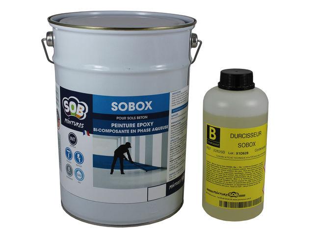 peinture epoxy pour beton gallery of peinture pour plancher de garage avec peinture epoxy. Black Bedroom Furniture Sets. Home Design Ideas