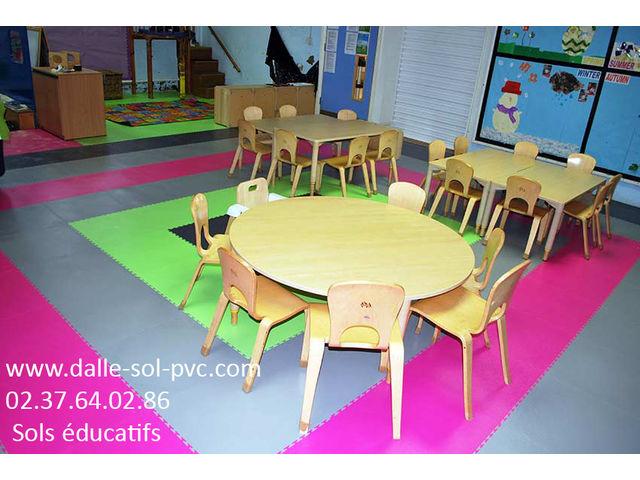 Sol Garderie Enfants | Contact Dalle-Sol-Pvc.Com ( Une Activité Apara)