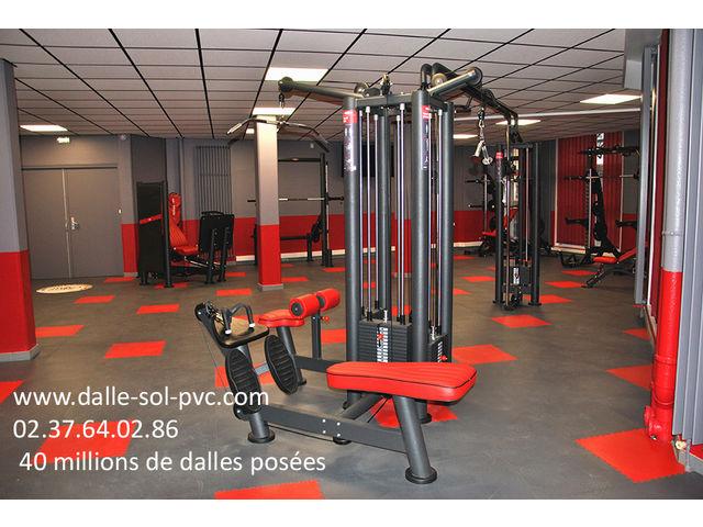 Sol Pour Salle De Musculation Contact Dalle Sol Pvc Com Une