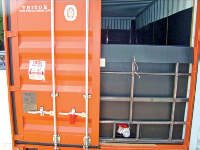 Solution de transport de vrac liquide Flexitanks_BRAID LOGISTICS _4