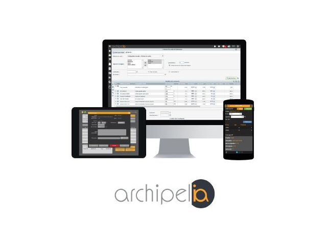 Solution ERP Industrie Archipelia