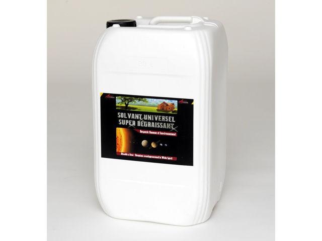 Solvant universel super dégraissant -Nettoyage goudron huile graisse encre peinture résine ...