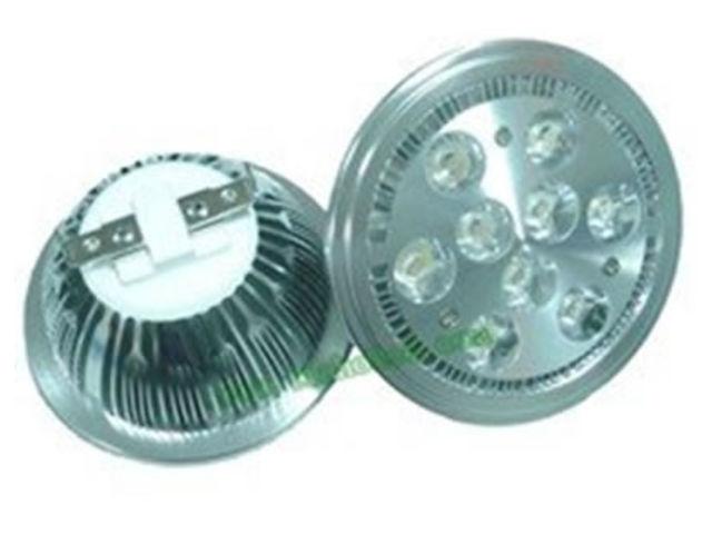spot led ar111 plafond 220v 9w blanc chaud angle 15 contact la lumiere led. Black Bedroom Furniture Sets. Home Design Ideas