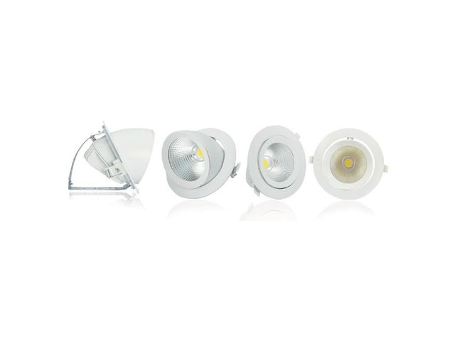 Spot LED COB Escargot 10W 800lm_LED-FLASH_1