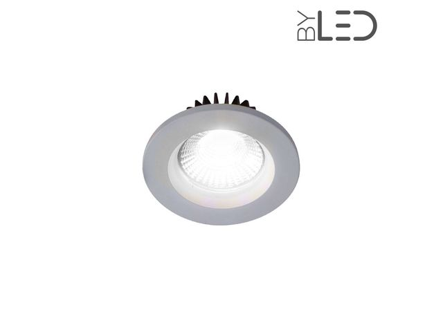 Spot LED encastrable fixe 7W IP64 - BBC - RT2012 – Cobyx_FRANCE LED DIFFUSION - ByLED_1