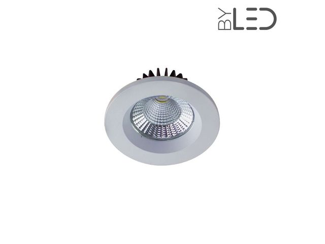 Spot LED encastrable fixe 7W IP64 - BBC - RT2012 – Cobyx_FRANCE LED DIFFUSION - ByLED_2