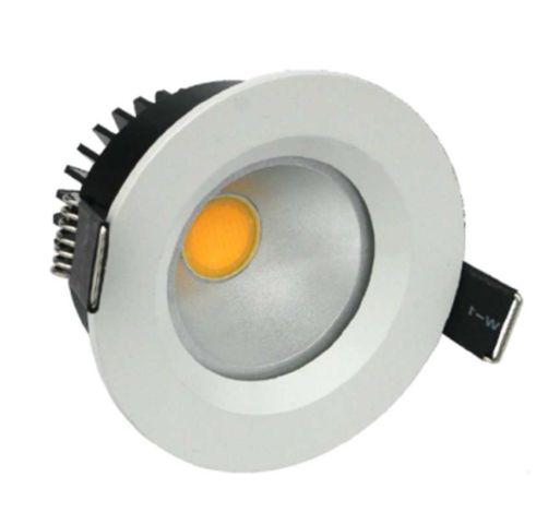 spot led fixe encastrable tes8cob4k8wh45 contact thomson lighting. Black Bedroom Furniture Sets. Home Design Ideas