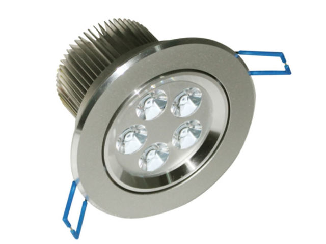 Spot led rond encastrable 10w dimmable blanc pur led cree - Spot encastrable led 220v pour plafond ...