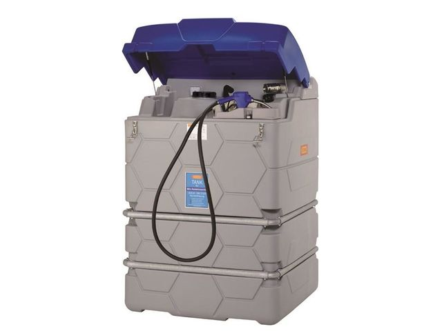 Station-service AdBlue 2500 L Blue Cube Standard Indoor CEMO