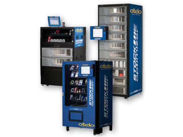 Stock Optimizer® Vending Machine