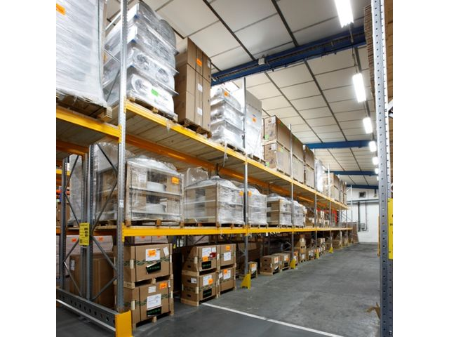 Stockage palettes propal 3 contact provost rayonnages - Rack de stockage brico depot ...