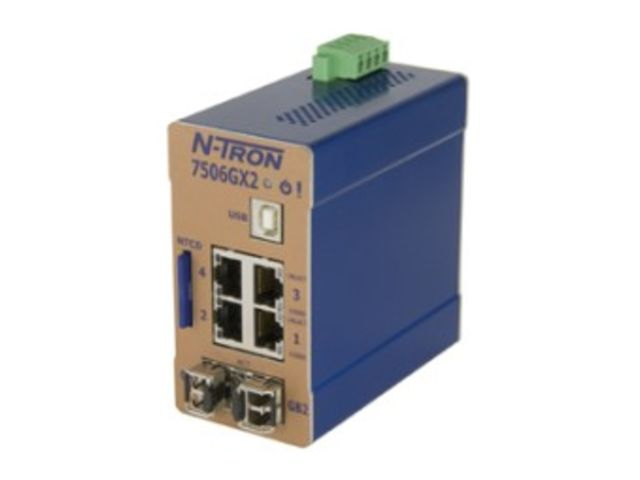 Switch Ethernet Industriel | 7506GX2