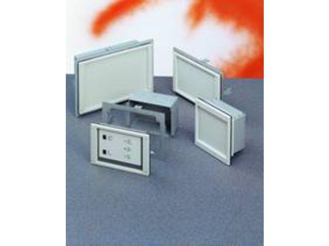 Syst me de bo tier encastrable combibac contact bopla - Boitier electrique encastrable ...