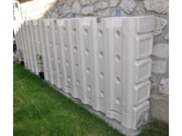 syst me de stockage a rien modulaire d 39 eau de pluie mur d 39 eau contact escb modulaire. Black Bedroom Furniture Sets. Home Design Ideas