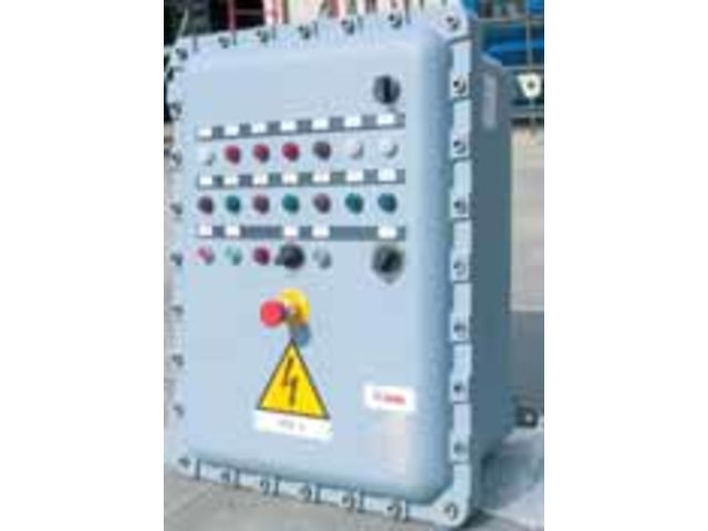 Système de suppression d'explosion Atex - Firelock_AIRTEC INGENIERIE_4