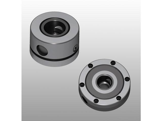 EASYLOCK à doigts ∅ et ∅ Le module de serrage EASYLOCK permet de positionner et maintenir des outillages ou des pièces à usiner grâce à un système de serrage à doigts, qui permet une répétabilité de positionnement inférieure à 5 100lu.ml modèle est pneumatique.